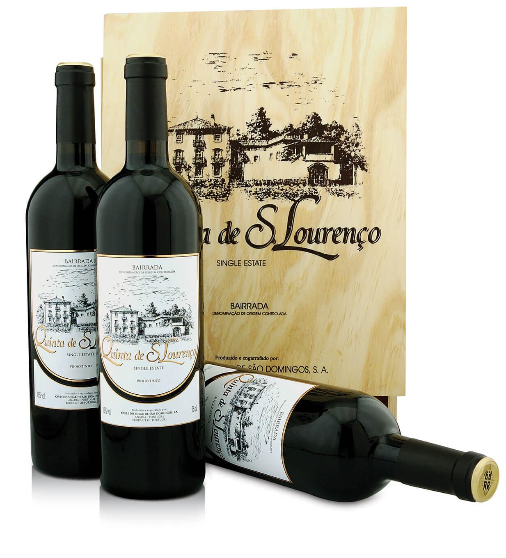 Quinta de S. Lourenço Red Wine
