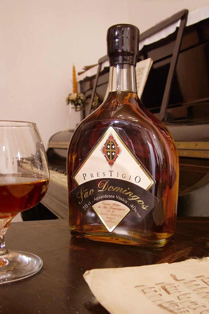 Prestige Old Brandy (20 years)