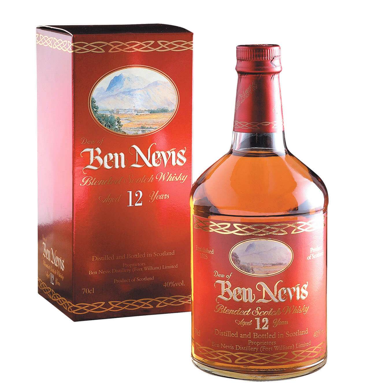 Ben Nevis<br>12 Years Old Deluxe