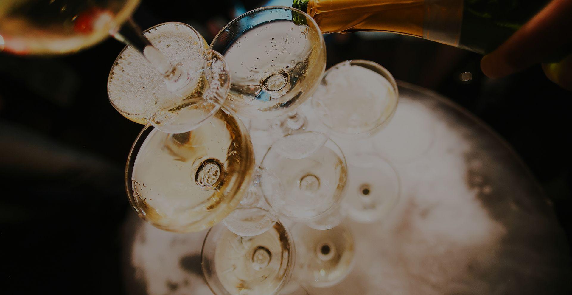 SPARKLING WINE . WINES . SPIRITS