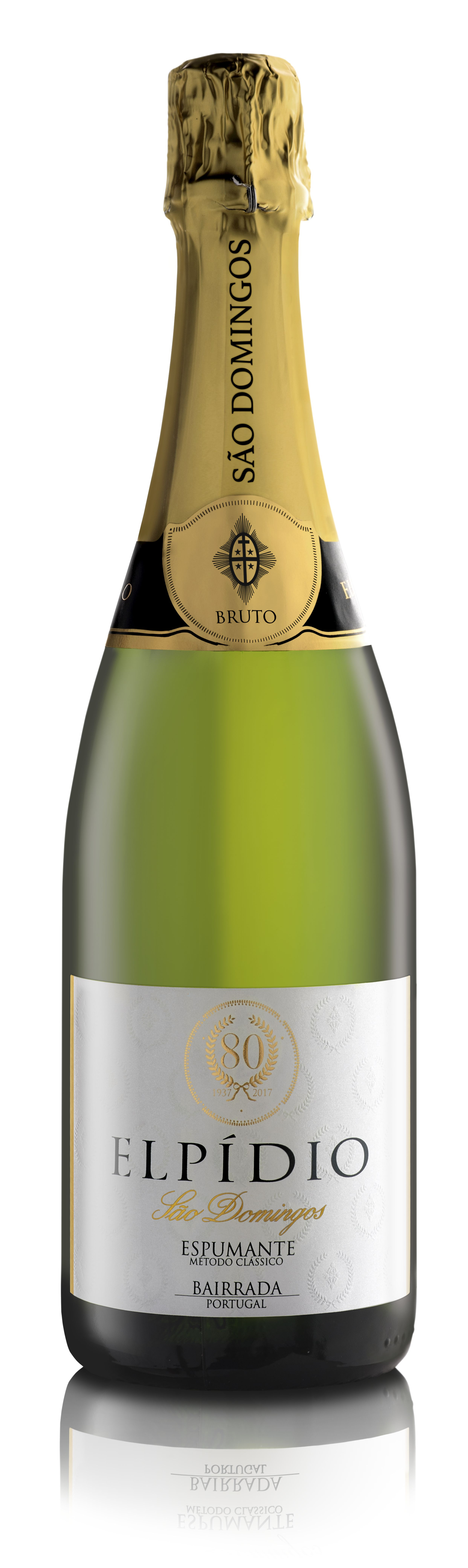 Elpídio 80, unrepeatable, sophisticated sparkling, vibrant, fresh and with good amplitude.