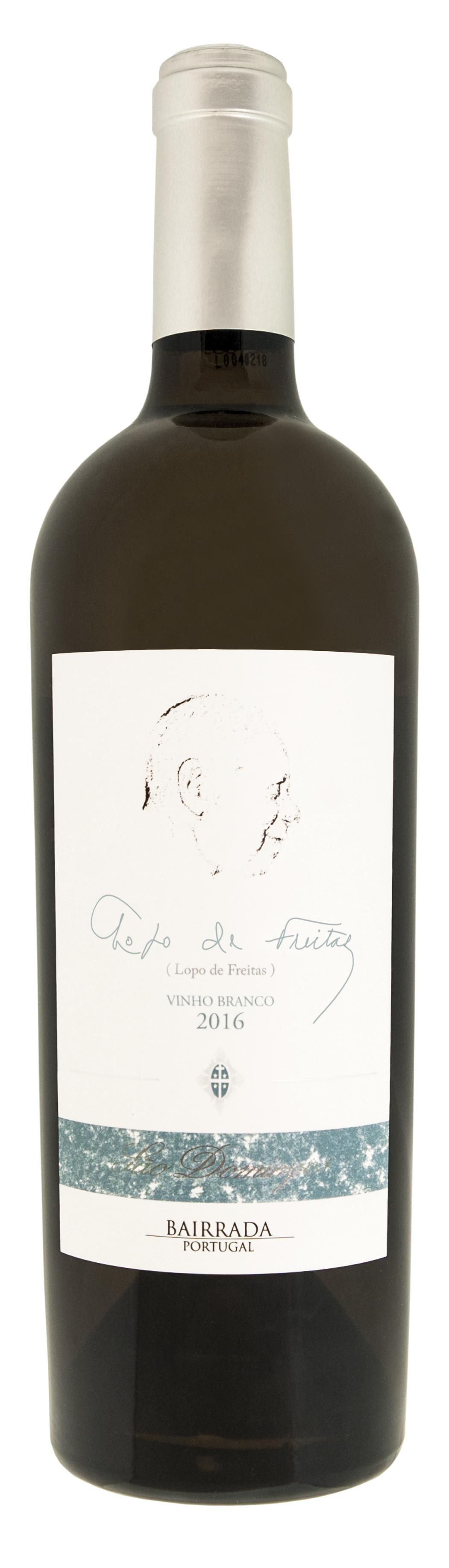 Lopo de Freitas white wine